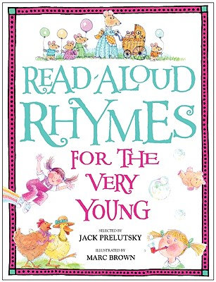 Image for Read-Aloud Rhymes for the Very Young