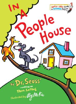 Image for In a People House (Bright & Early Books(R))