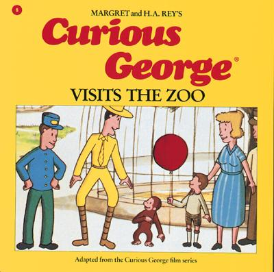 Image for Curious George Visits the Zoo