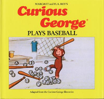 Image for Curious George Plays Baseball