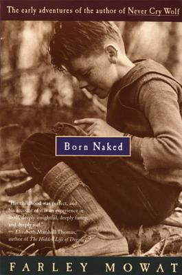 Image for Born Naked Pa