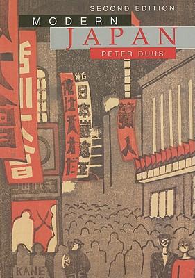 Modern Japan, Duus, Peter
