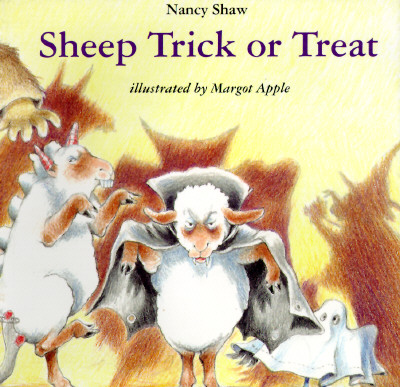 Image for Sheep Trick or Treat (Sheep in a Jeep)