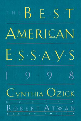 Image for The Best American Essays 1998