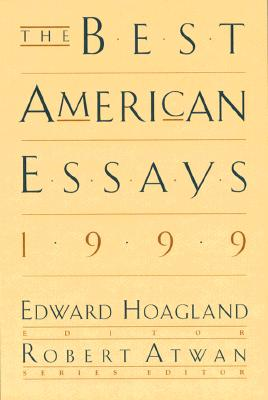 Image for The Best American Essays 1999