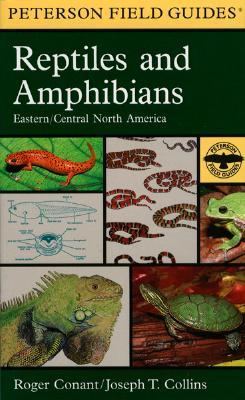Image for A Field Guide to Reptiles and Amphibians: Eastern and Central North America (Peterson Field Guides)