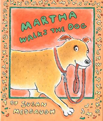 Martha Walks the Dog (Martha Speaks), Meddaugh, Susan