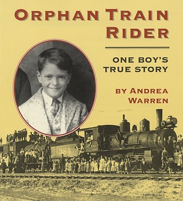 Image for Orphan Train Rider: One Boy's True Story