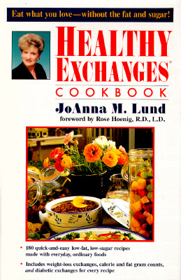 Image for Healthy Exchanges Cookbook