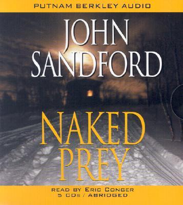 Image for Naked Prey (ABRIDGED AUDIO CD)