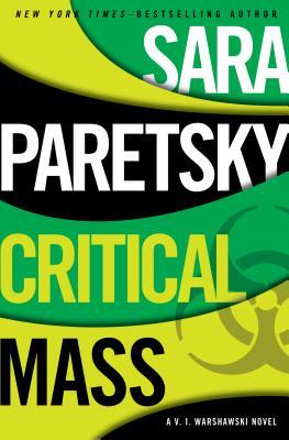 Critical Mass (V.I. Warshawski Novel), Paretsky, Sara