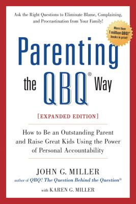 Image for PARENTING THE QBQ WAY