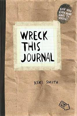 Image for Wreck This Journal (Paper bag) Expanded Ed.