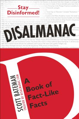 Image for Disalmanac: A Book of Fact-Like Facts