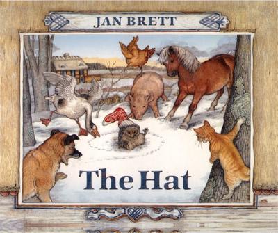The Hat, Jan Brett
