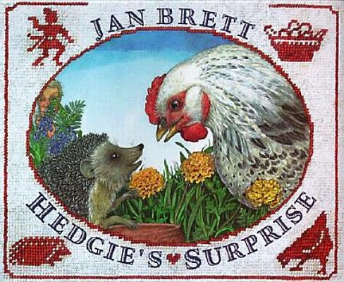 Hedgie's Surprise, Jan Brett