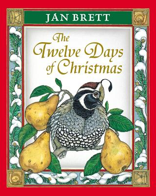 TWELVE DAYS OF CHRISTMAS, BRETT, JAN