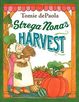 Image for Strega Nona's Harvest