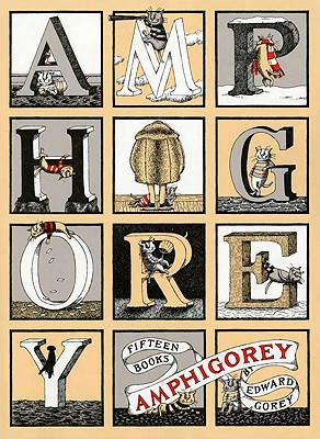 Image for Amphigorey: Fifteen Books