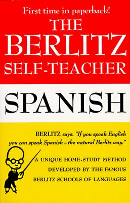 Image for BERLITZ SELF-TEACHER : SPANISH