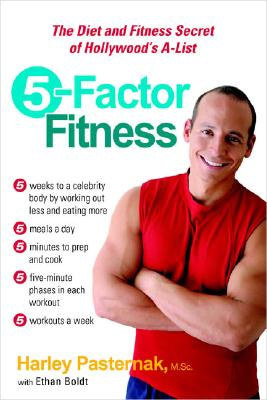 Image for 5-FACTOR FITNESS : THE DIET AND FITNESS