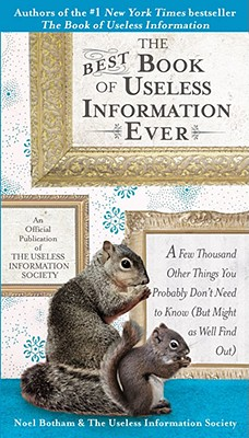 Image for Best Book Of Useless Information Ever, The
