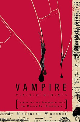 Image for Vampire Taxonomy