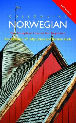 Colloquial Norwegian: A complete language course (Colloquial Series), Hayford Oleary, Margaret