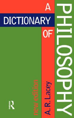 Image for Dictionary of Philosophy