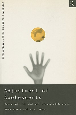 Image for Adjustment of Adolescents: Cross-Cultural Similarities and Differences (International Series in Social Psychology)