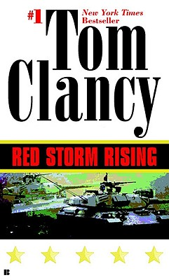 "Red Storm Rising, ""Clancy, Tom"""