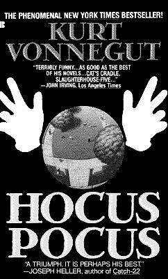 Hocus Pocus, Vonnegut, Kurt