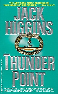 THUNDER POINT -- BARGAIN BOOK, HIGGINS, JACK