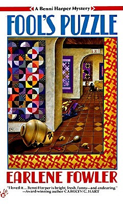 Image for Fool's Puzzle (Benni Harper Mystery)