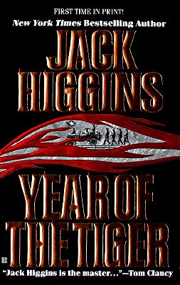 Year of the Tiger, JACK HIGGINS