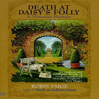 Death at Daisys Folly, ROBIN PAIGE