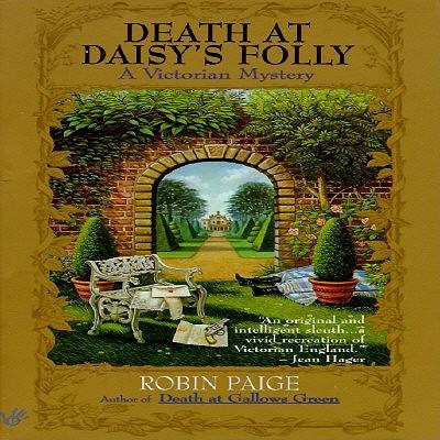 Death at Daisy's Folly, Paige, Robin