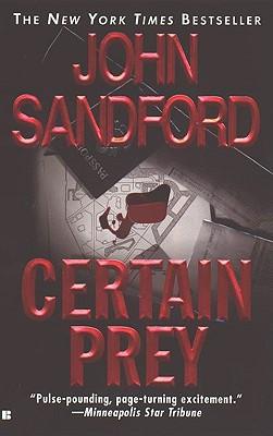 Certain Prey, John Sandford