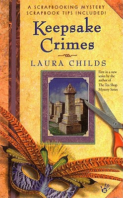 Keepsake Crimes (A Scrapbooking Mystery), Childs, Laura
