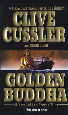 Golden Buddha (The Oregon Files), Cussler, Clive