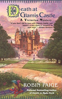 Image for Death at Glamis Castle (Robin Paige Victorian Mysteries, No. 9)