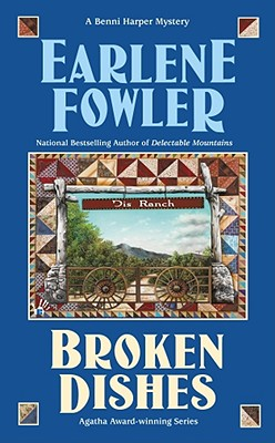 Broken Dishes, Fowler, Earlene