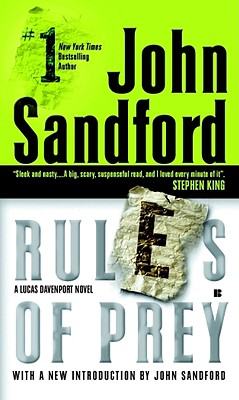 Rules of Prey (Lucas Davenport Mysteries), JOHN SANDFORD