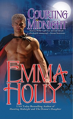 Courting Midnight (Berkley Sensation), EMMA HOLLY