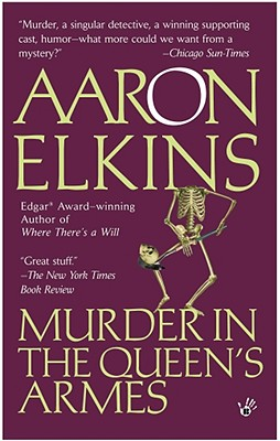Murder in the Queen's Armes, Elkins, Aaron