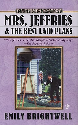 Mrs. Jeffries and the Best Laid Plans (A Victorian Mystery), Brightwell, Emily