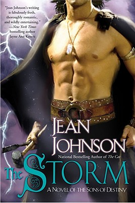 """""""The Storm (The Sons of Destiny, Book 6)"""", """"Johnson, Jean"""""""