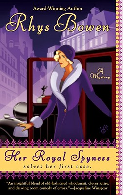 Her Royal Spyness, Bowen, Rhys