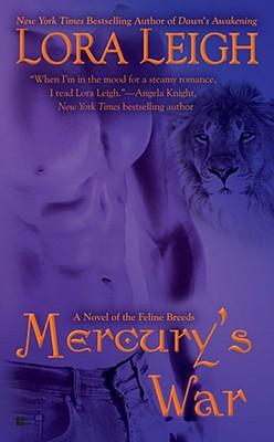 Mercury's War (Breeds, Book 16), Lora Leigh