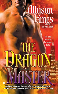 The Dragon Master (Dragon Series Book 3), Allyson James